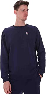Fila Men's Heath Raglan Crew Sweat Sweatshirt