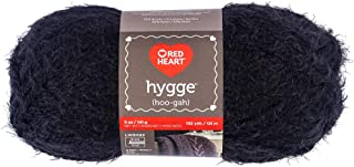 RED HEART E869.8612 Hygge Yarn, 5oz, Ink