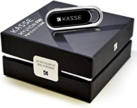Kasse Hardware Wallet HK-1000 for Cryptocurrency High Security Virtual Currency Crypto Vault - Full ERC20 Support - Bitcoin Ethereum Ripple Litecoin Dash ZCash Bitcoin Cash
