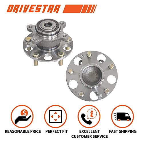 Drivestar Keyless Entry Remote Car Key Replacement for Civic EX EX-L SI Replacement for N5F-S0084A