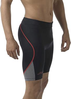 Sub Sports Mens Compression Shorts Running Base Layer Sweat Wicking 4Way Stretch