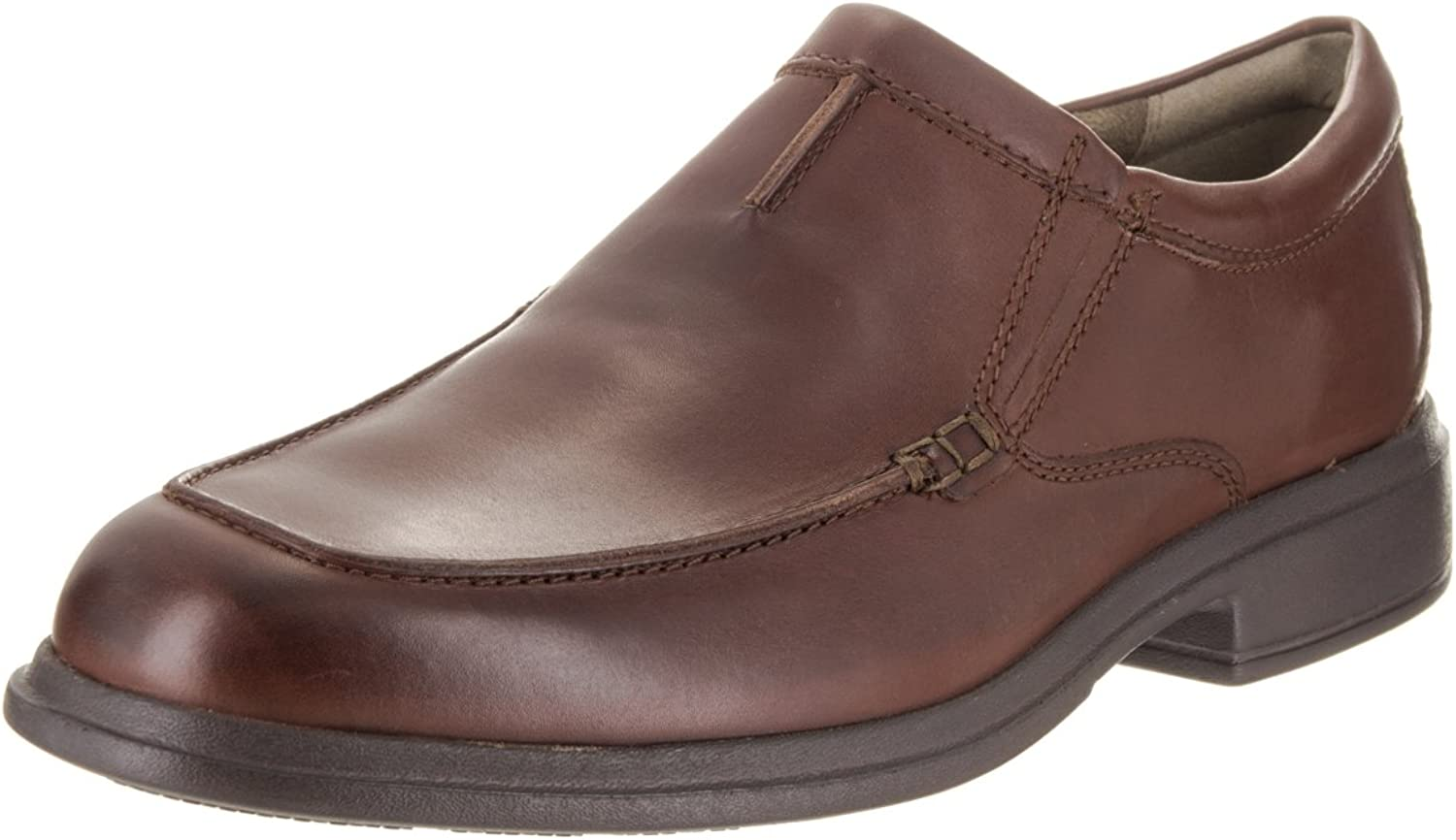 Bostonian Men's Tifton Step Brown Loafers & Slip-Ons shoes 7.5 Men US
