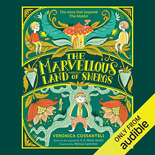 The Marvellous Land of Snergs cover art