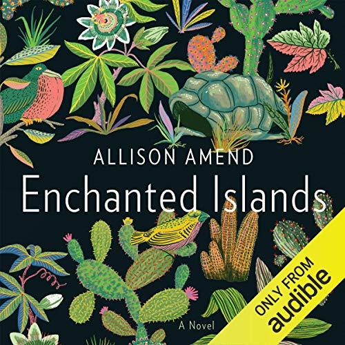 Enchanted Islands audiobook cover art