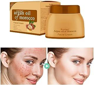 Face Cream Argan Oil of Morocco Facial Aglycerin Cream Pure Natural Anti Aging Anti-aging Anti-Drying Firming Lifting Mois...