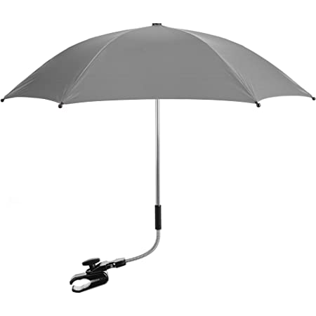 Grey For-Your-little-One Parasol Compatible with Silver Cross Linear Parasols