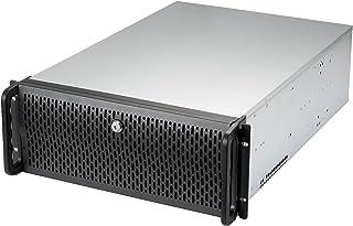شاسی سرور Rosewill RSV-L4500U Rackmount   قابلیت حمل تا 15 هارد 3.5 اینچی   شامل 6 عدد فن جلو 120 میلی متری ، 2 عدد فن عقب 80 میلی متری   USB 3.0 ، USB 2.0   قفل و کلید جلو پنل