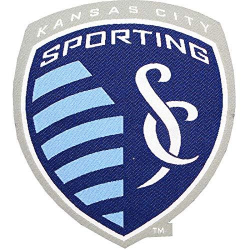 Sporting Kansas City Soccer Team Crest Pro-Weave Jersey MLS Futbol Patch