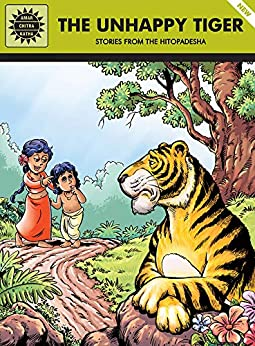 The Unhappy Tiger by [Anant Pai]
