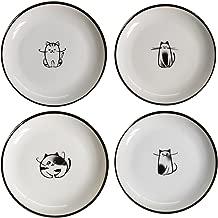 Best cartoon cat food bowl Reviews
