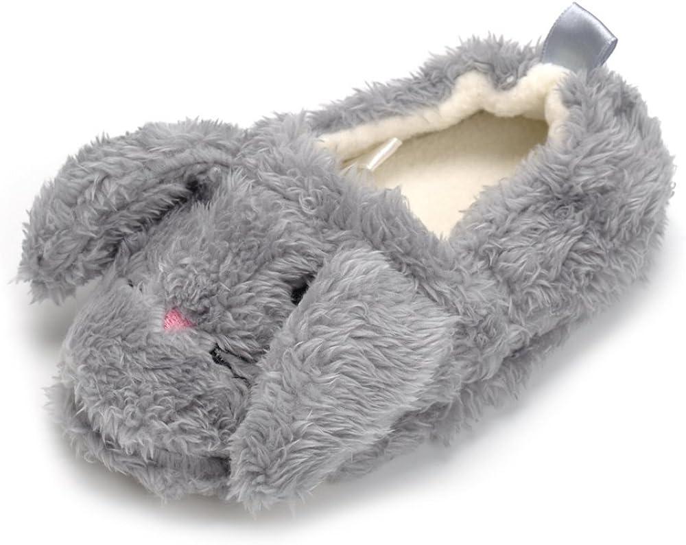 Enteer Brand new Baby Girls' Slipper Popularity Rabbit