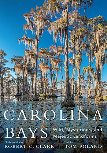 Carolina Bays: Wild, Mysterious, and Majestic Landforms (Non Series) (English Edition)