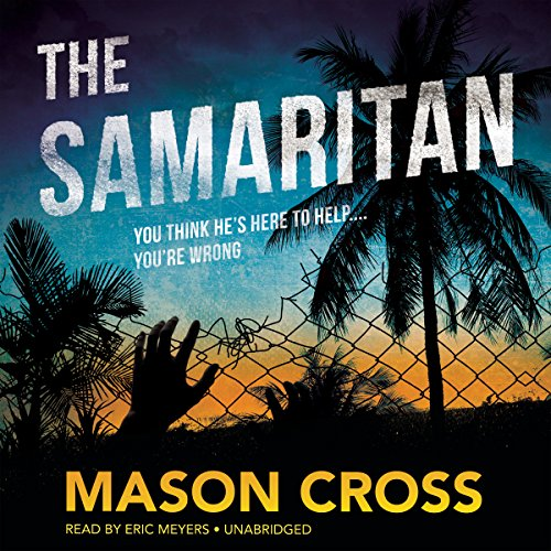 The Samaritan Audiobook By Mason Cross cover art