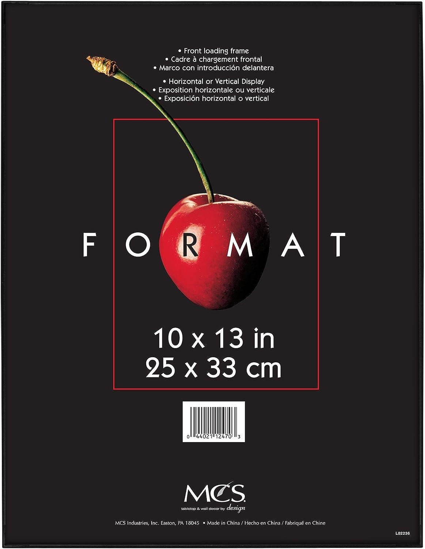 MCS 12470 Deko-Format Rahmen, Rahmen, Rahmen, 10 von 33 cm, schwarz, schwarz, Large B000SXU27K | Flagship-Store  df45cc