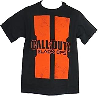 Call of Duty Black Ops II Kids Youth T Shirt