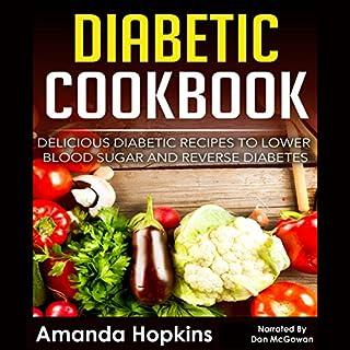 Diabetic Cookbook cover art