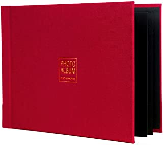 VMS Imperial Thermal Album Cover 5R (13x18cm) with Photo Album and Inner Cover (Maroon, 5 x 7)