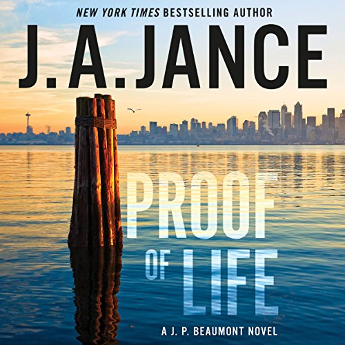 Proof of Life audiobook cover art