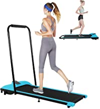 Fan-Ling Under-Desk Walking Treadmill Jogging Exercise Machine Remote Control for Home Gym Fitness Workout Jogging Walking...