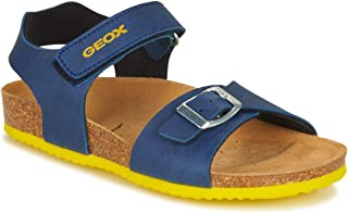 Geox Ghita, Boys' Fashion Sandals, Blue