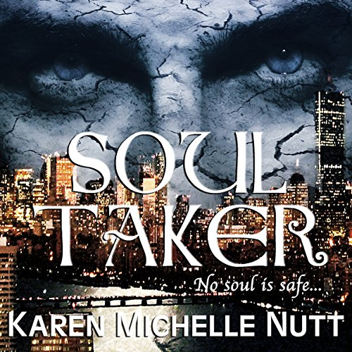 Soul Taker audiobook cover art