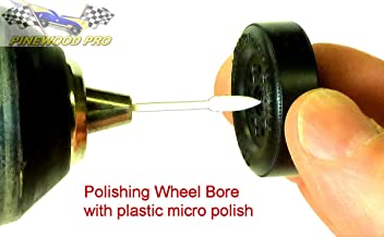 Pinewood Derby PRO Wheel Bore Polishing Kit