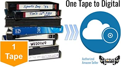 Best vhs video to dvd service Reviews