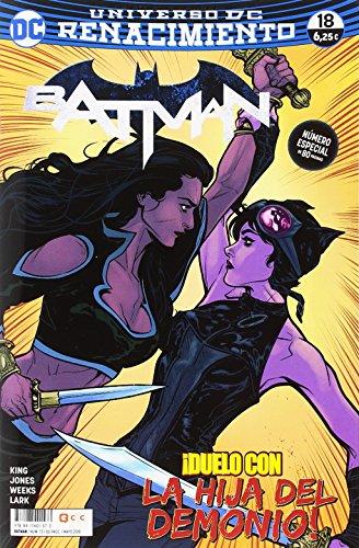 Batman núm. 73/ 18 (Renacimiento) (Batman (Nuevo Universo DC))