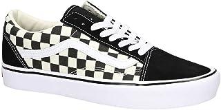 Vans Old Skool Lite Sneaker For Men, Black & White, Size 44 EU