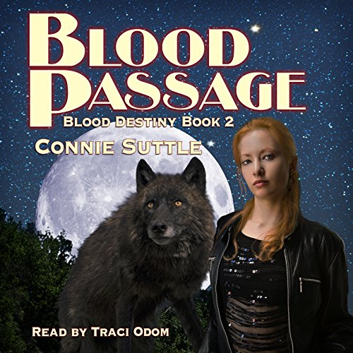 Blood Passage audiobook cover art