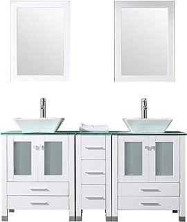 Best double bowl sink bathroom Reviews