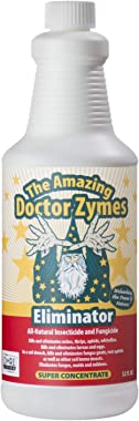 The Amazing Doctor Zymes DZE1QT Eliminator Concentrate, 32 oz, White
