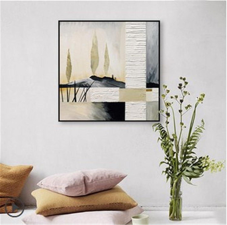 Venta en línea precio bajo descuento YIZHANGNordic Sala de EEstrella Pintura Decorativa Decorativa Decorativa tríptico sofá Fondo Mural Restaurante murales Pinturas del Dormitorio murales (42  42cm)  Ahorre 60% de descuento y envío rápido a todo el mundo.