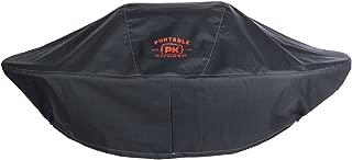 PK Grills PK360A-CSX-GO-X PK360 Thick Vinyl Standard Cover, Fits All PK360 Models, Charcoal Gray