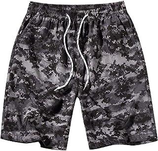 Pantalones Cortos Hombre, Mens Transpirable Pantalones