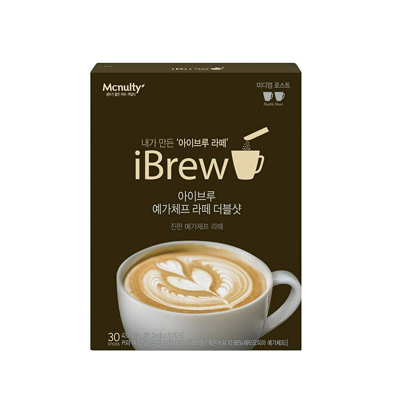 McNulty iBrew Yirgacheffe 10 Stick List price Cafe Home Long-awaited Coffee Mix Office