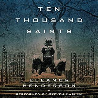Ten Thousand Saints audiobook cover art