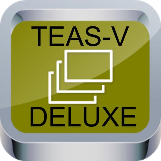 TEAS-V Flashcards Deluxe