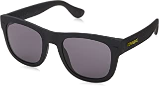 Havaianas - PARATY/L Y1 O9N Gafas de sol, Negro (Black/Grey Grey), 52 para Hombre
