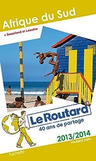 Le Routard Afrique du Sud 2013/2014