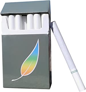 American Billy - Green Tea Herbal Cigarettes, 4 Pack Sampler -Non Tobacco - Non Nicotine Cigarette Alternatives - (All 4 Packs of Regular Flavor)