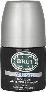 Brut Roll On Perfume For Men, Musk, 50 ml