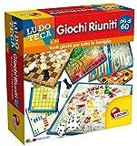Lisciani 57023 Niños y adultos Estrategia - Juego de tablero (Estrategia, Niños y adultos, 6 año(s), 99 año(s), Interior, Italia)
