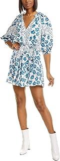 Rebecca Taylor Women's Long Sleeve Perla Petal Dress