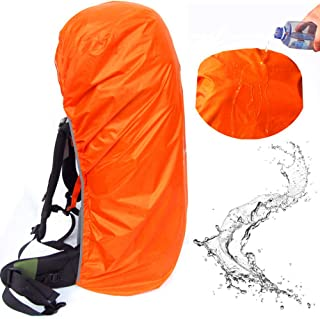 Joy Walker Waterproof Backpack Rain Cover Suitable for (55-70L, 70-90L) Backpack