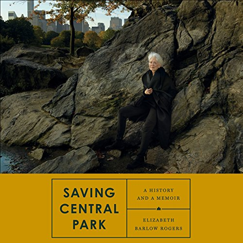 Saving Central Park cover art