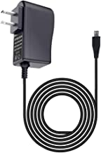Guy-Tech AC DC Adapter Power Charger Cord Cable for Nextbook Ares 8A NX16A8116K Tablet PC, 5 Feet, LED Light