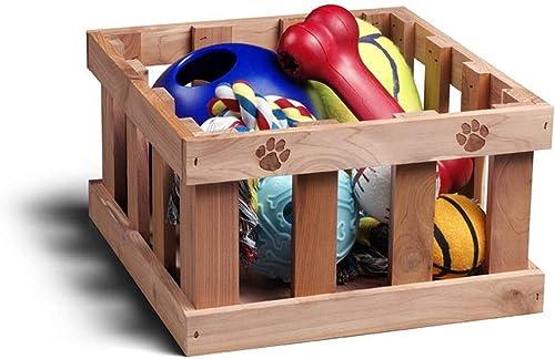 Woodlore 69030 Products Cedar Pet Toy Box