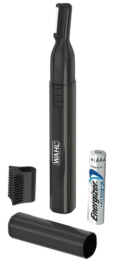 投げる土地割り当てますWAHL(ウォール)レディーストリマー(乾電池式トリマー) WP1117