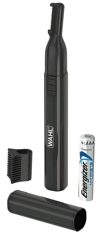 高架詐欺割り当てWAHL(ウォール)レディーストリマー(乾電池式トリマー) WP1117